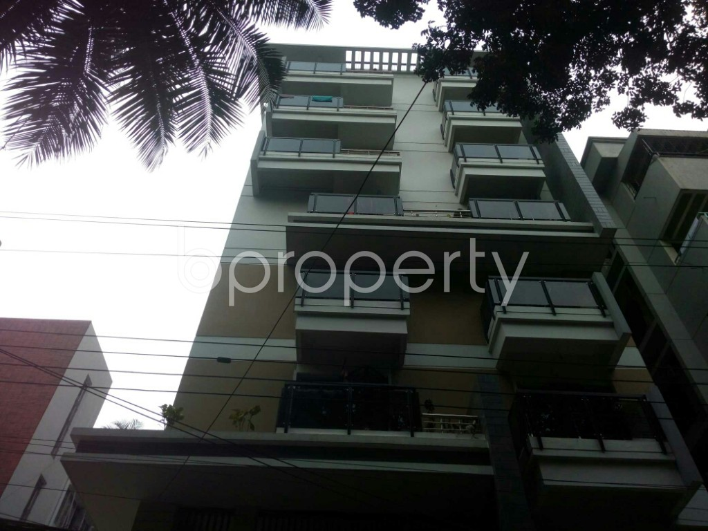 Front view - 3 Bed Apartment for Sale in Banani, Dhaka - 1941960