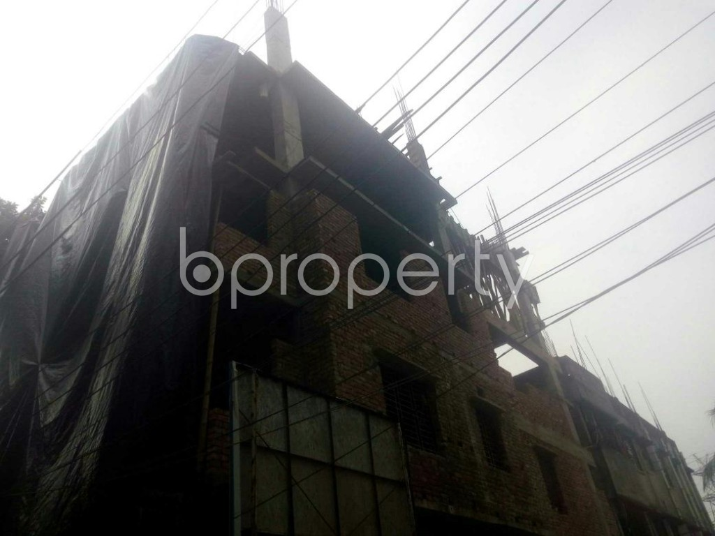 Outside view - 4 Bed Apartment for Sale in Rampura, Dhaka - 1942059
