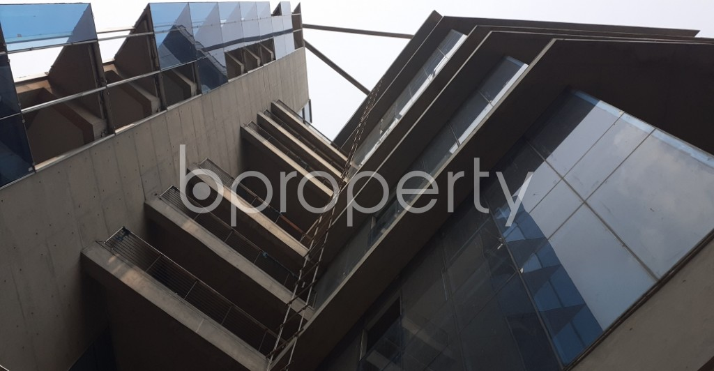 Front view - Floor for Sale in Malibagh, Dhaka - 1942146