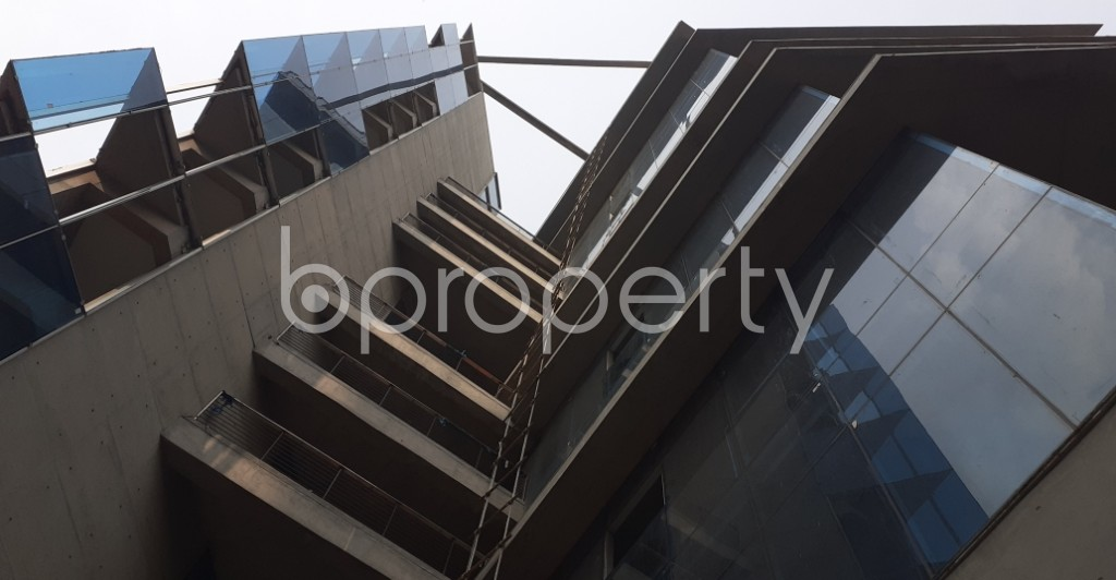 Front view - Floor for Sale in Malibagh, Dhaka - 1942149