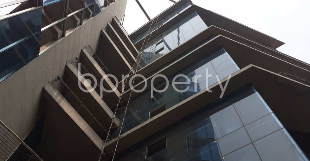 Front view - Floor for Sale in Malibagh, Dhaka - 1942158