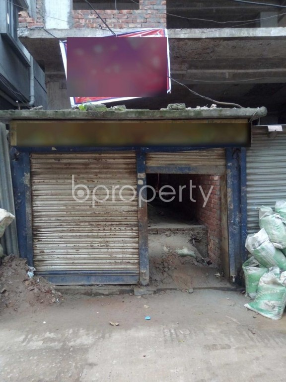Outside view - Shop to Rent in Badda, Dhaka - 1942235