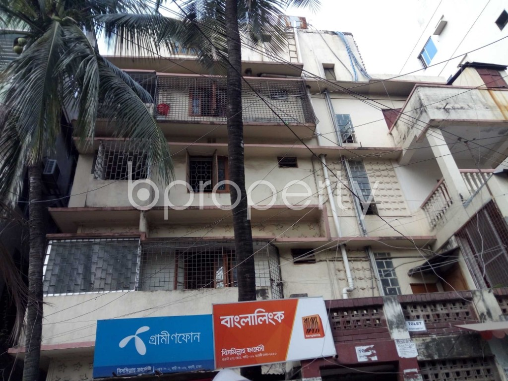 Outside view - 2 Bed Apartment to Rent in Banani, Dhaka - 1942314
