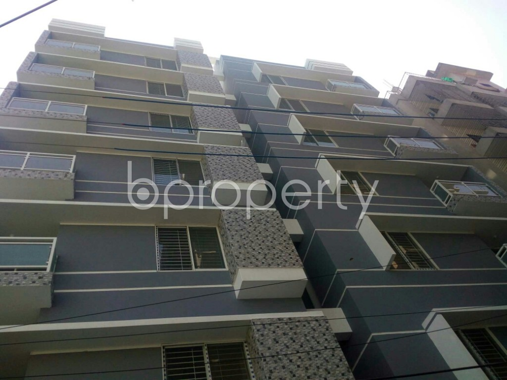Front view - 36 Bed Building for Sale in Khulshi, Chattogram - 1942368