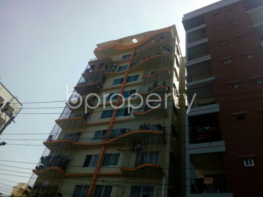 Front view - 3 Bed Apartment to Rent in East Nasirabad, Chattogram - 1942374
