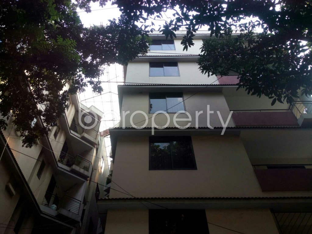 Front view - 3 Bed Apartment for Sale in Banani, Dhaka - 1942379