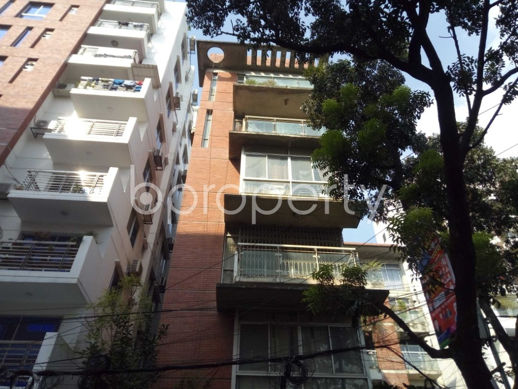 Outside view - 3 Bed Apartment to Rent in Banani, Dhaka - 1942386