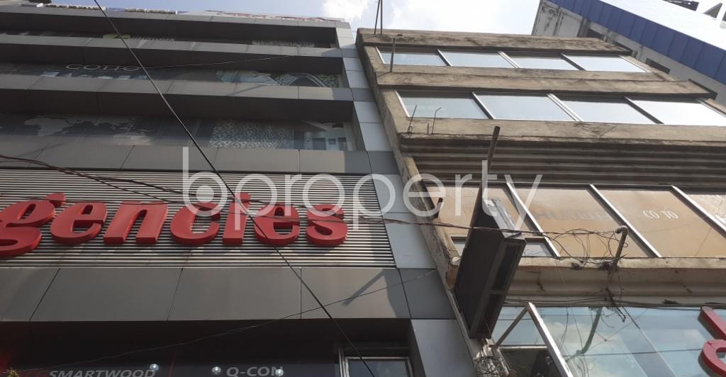 Outside view - Office for Sale in Paribagh, Dhaka - 1942419