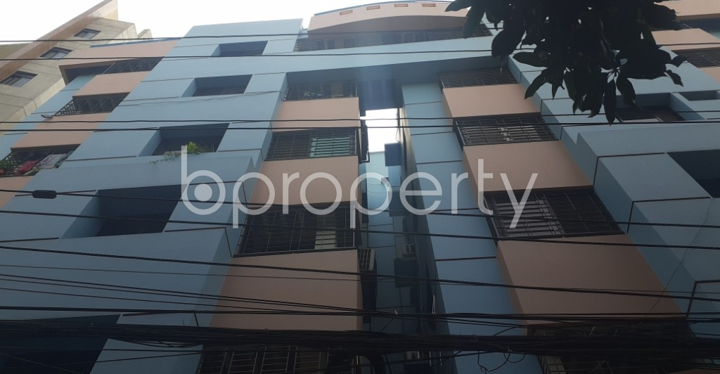 Front view - 3 Bed Apartment for Sale in Gulshan, Dhaka - 1942423