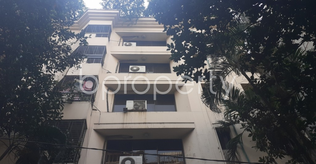 Front view - 3 Bed Apartment to Rent in Gulshan, Dhaka - 1942435