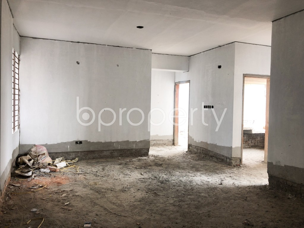 Dining area - 3 Bed Apartment for Sale in Maniknagar, Dhaka - 1937314
