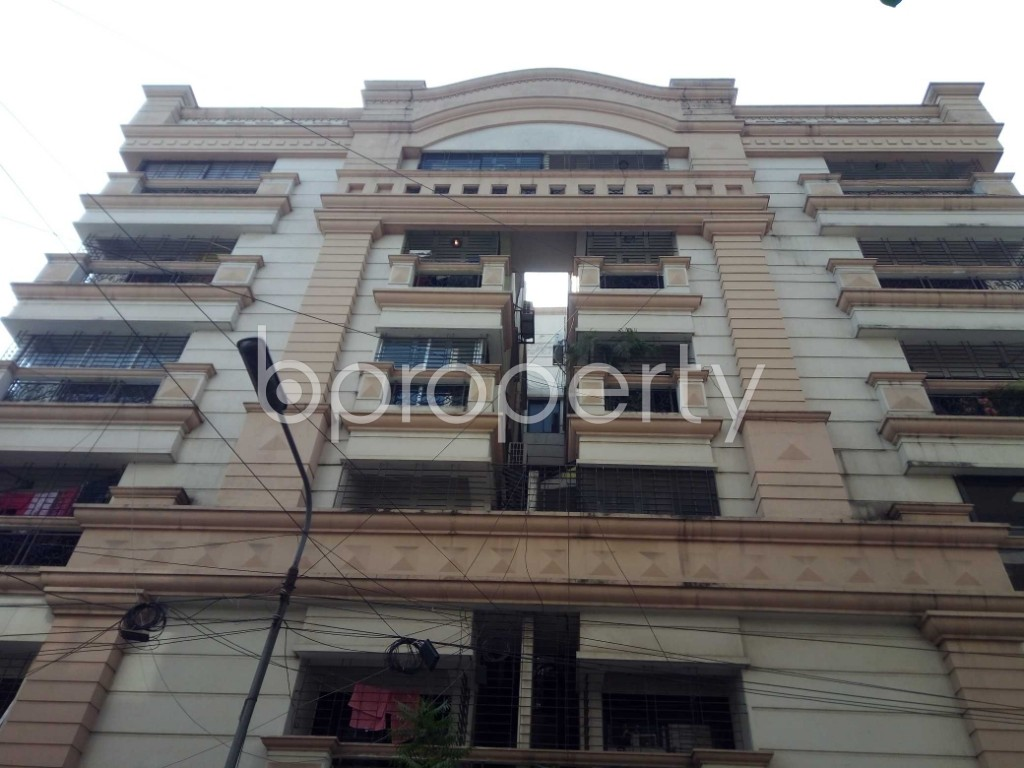 Outside view - 3 Bed Apartment for Sale in Banani, Dhaka - 1942450