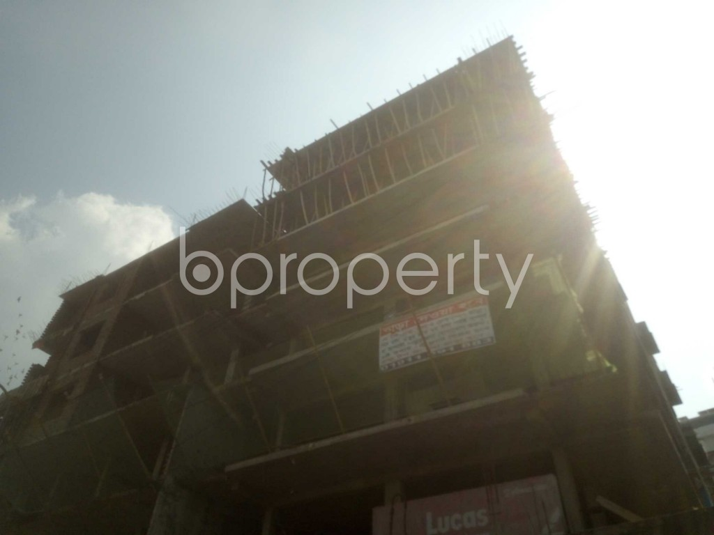 Outside view - 3 Bed Apartment for Sale in Mirpur, Dhaka - 1942470