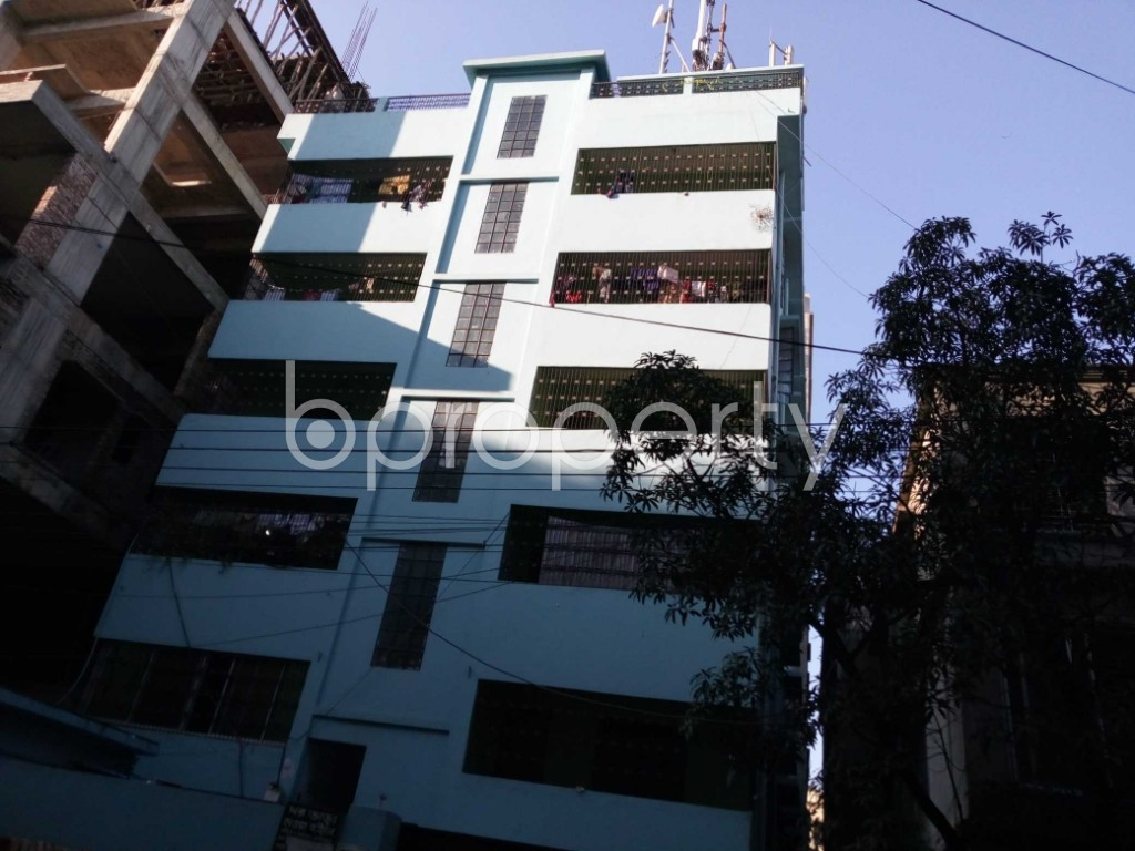 Front view - 2 Bed Apartment to Rent in Halishahar, Chattogram - 1942486