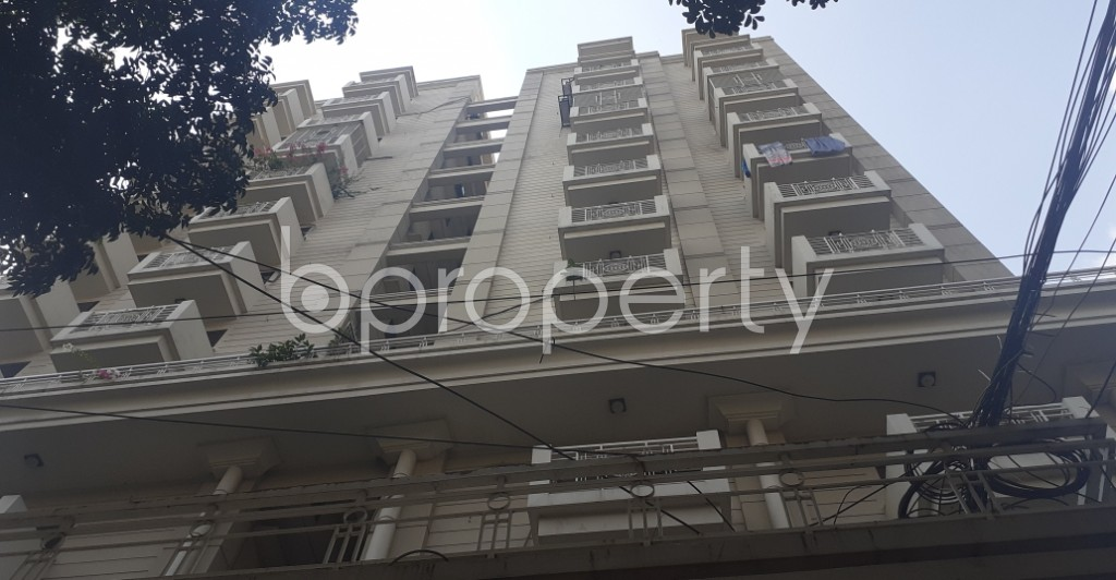 Front view - 3 Bed Apartment to Rent in Gulshan, Dhaka - 1942504