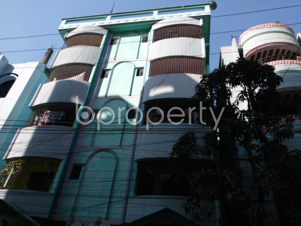 Front view - 2 Bed Apartment to Rent in Halishahar, Chattogram - 1942511