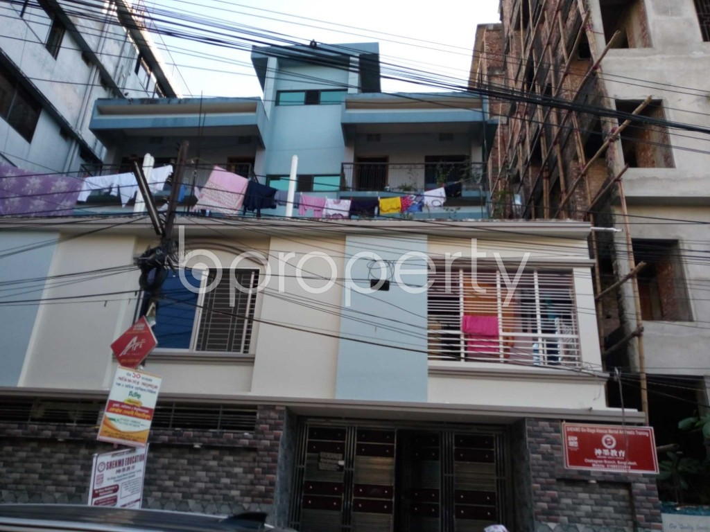 Front view - 2 Bed Apartment to Rent in Halishahar, Chattogram - 1942514