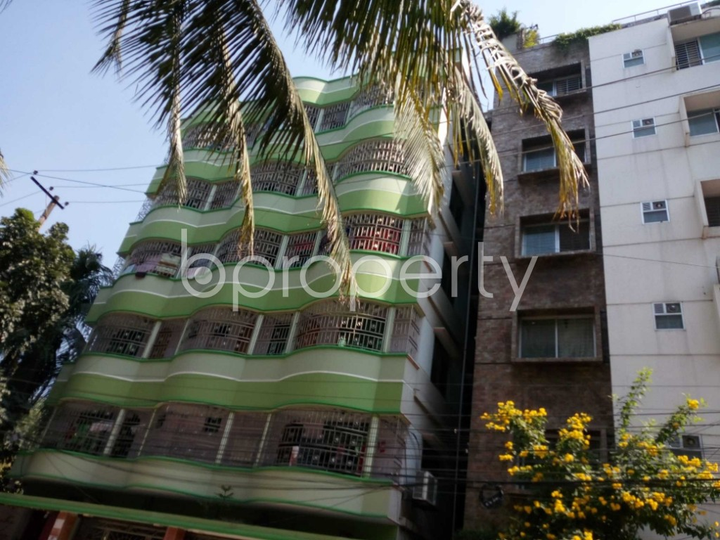 Front view - 3 Bed Apartment to Rent in Halishahar, Chattogram - 1942515