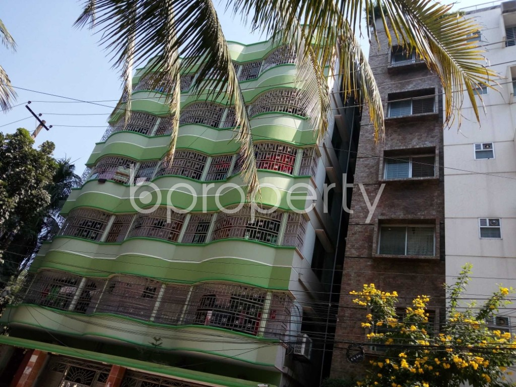 Front view - 3 Bed Apartment to Rent in Halishahar, Chattogram - 1942517