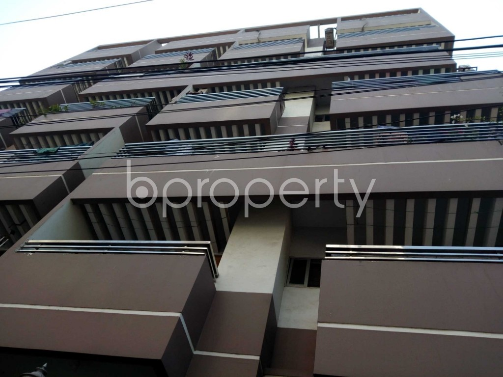 Front view - 3 Bed Apartment to Rent in Halishahar, Chattogram - 1942519