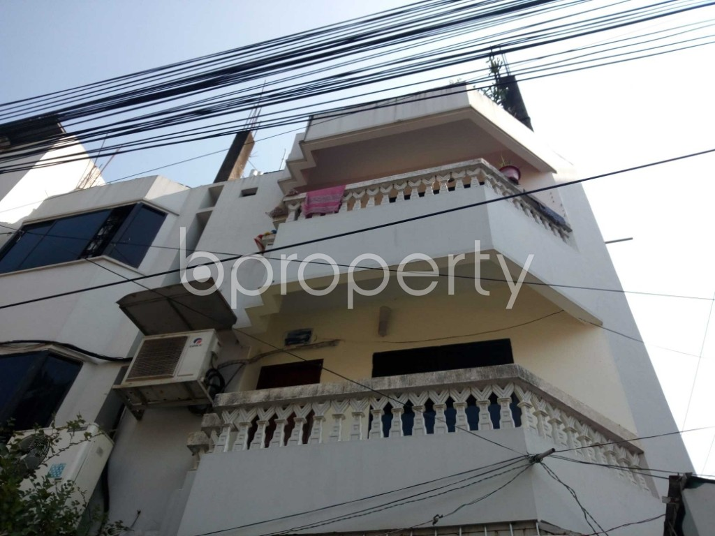 Front view - 3 Bed Apartment to Rent in Halishahar, Chattogram - 1942520