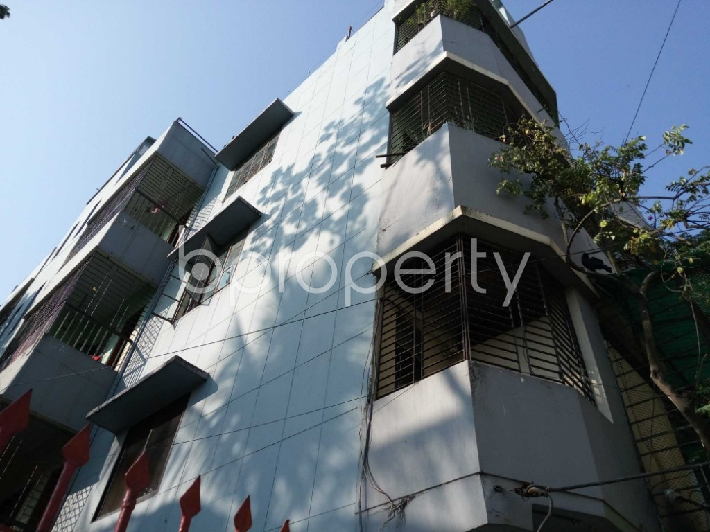 Front view - 3 Bed Apartment to Rent in Halishahar, Chattogram - 1942535