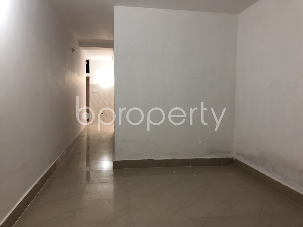 Empty Room - 2 Bed Apartment for Sale in Gazipur Sadar Upazila, Gazipur - 1940527