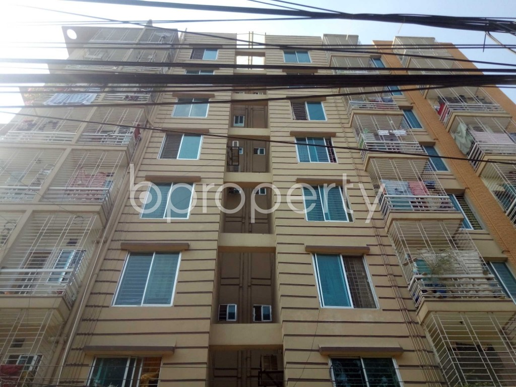 Outside view - 2 Bed Apartment for Sale in Maghbazar, Dhaka - 1942666