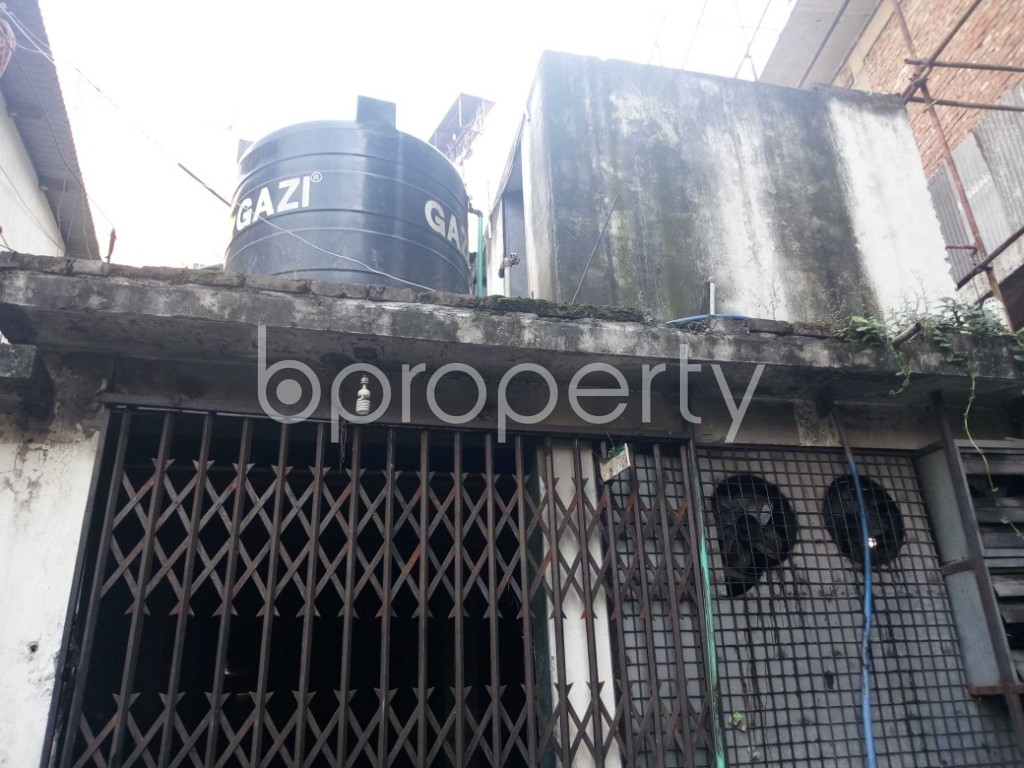 Front view - Shop to Rent in Kuril , Dhaka - 1942688