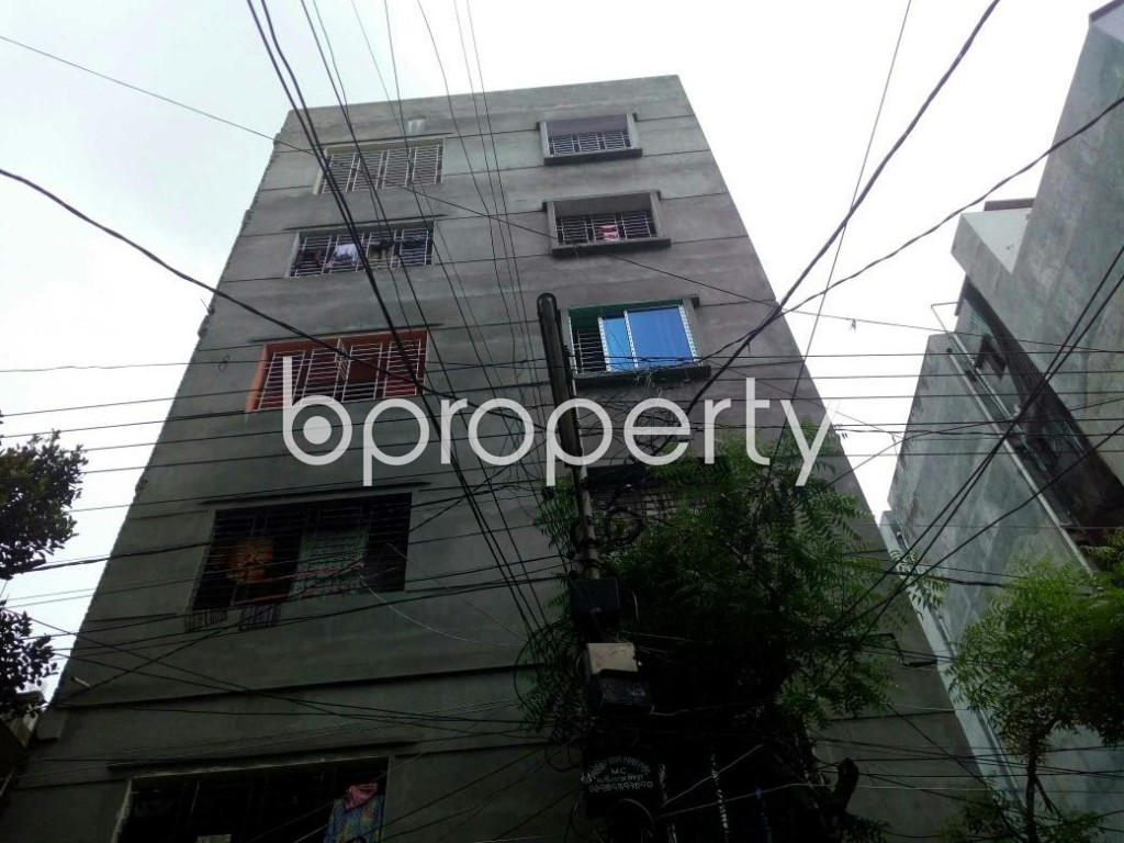 Front view - 2 Bed Apartment for Sale in Mirpur, Dhaka - 1942539