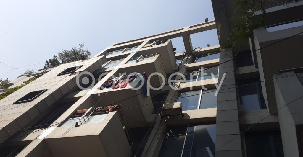 Outside view - 3 Bed Apartment for Sale in Lalmatia, Dhaka - 1942729