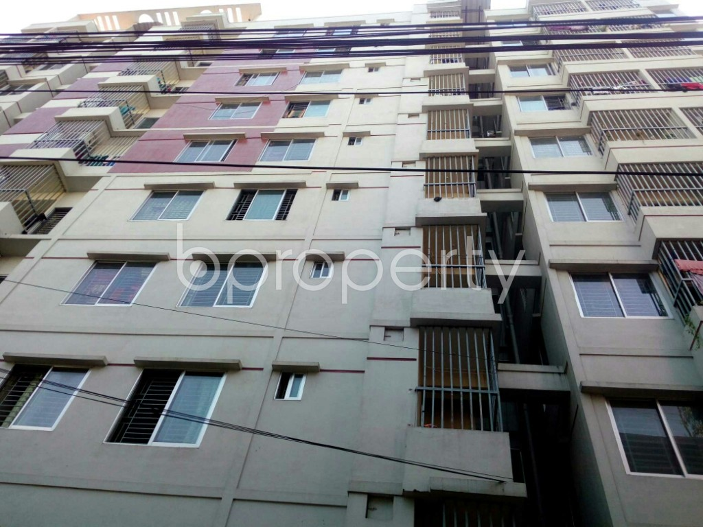 Outside view - 3 Bed Apartment for Sale in Bayazid, Chattogram - 1942738
