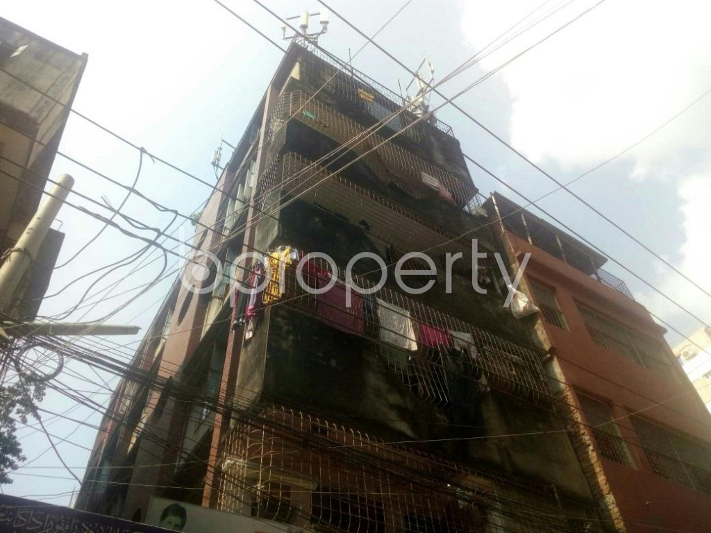 Outside view - Shop to Rent in Rampura, Dhaka - 1942641