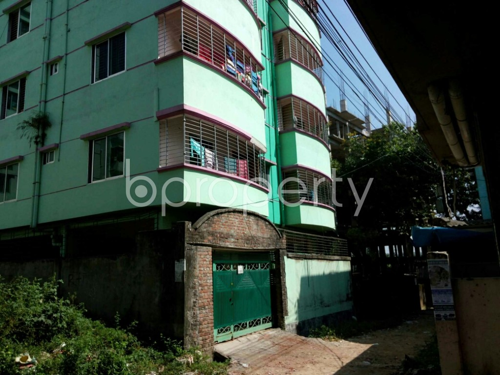 Outside view - 2 Bed Apartment to Rent in Bayazid, Chattogram - 1942767