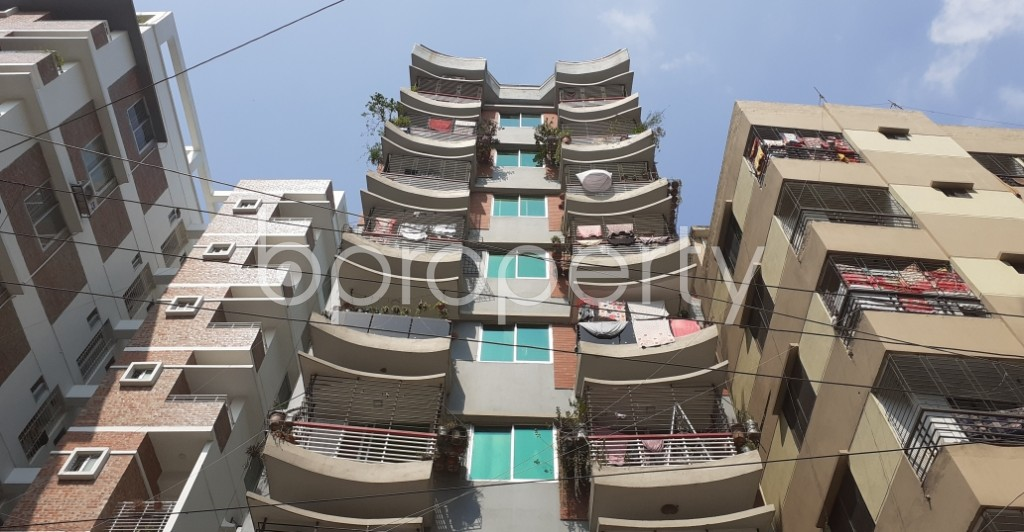 Outside view - 3 Bed Apartment for Sale in Adabor, Dhaka - 1942789