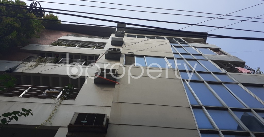 Outside view - 3 Bed Apartment for Sale in Lalmatia, Dhaka - 1942841