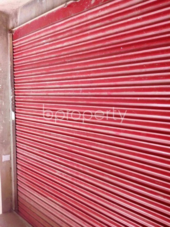 Outside view - Shop to Rent in Mirpur, Dhaka - 1942897
