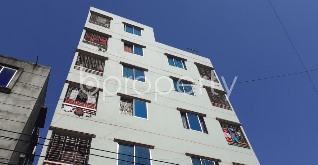 Outside view - 2 Bed Apartment for Sale in Mirpur, Dhaka - 1942929