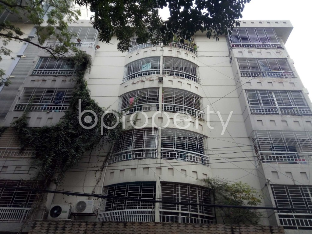 Outside view - 4 Bed Apartment for Sale in Banani, Dhaka - 1942967