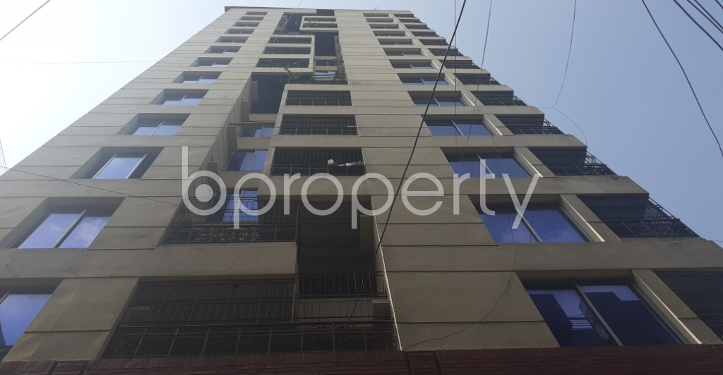 Front view - 4 Bed Apartment to Rent in Gulshan, Dhaka - 1943105
