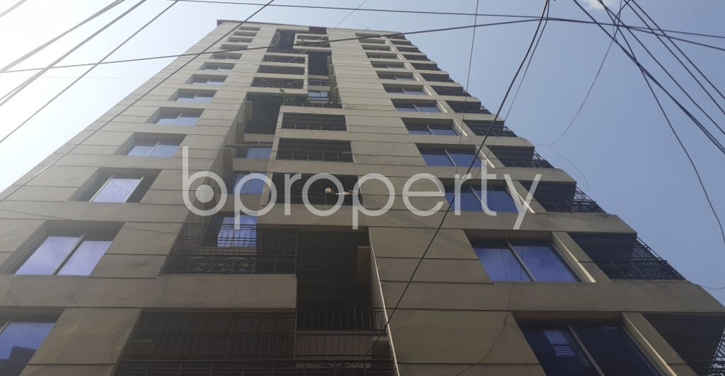 Front view - 4 Bed Apartment to Rent in Gulshan, Dhaka - 1943112