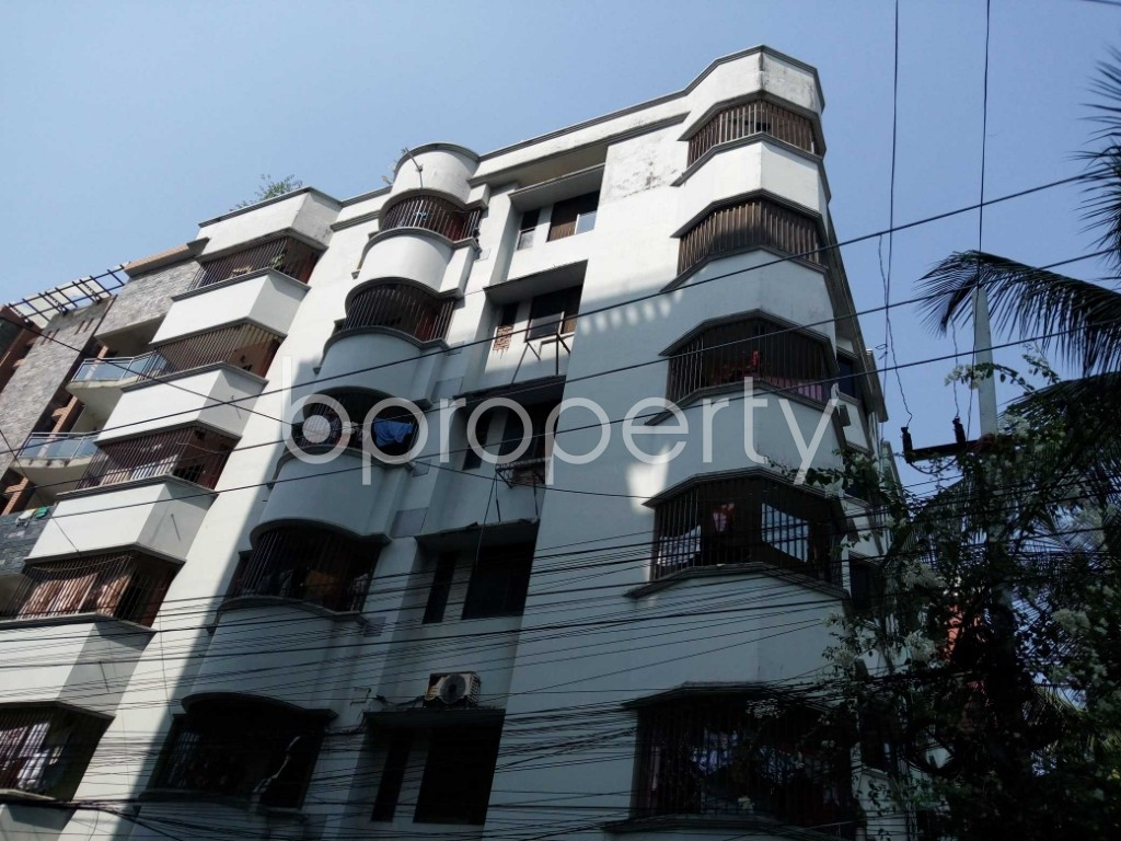 Front view - 4 Bed Apartment to Rent in Halishahar, Chattogram - 1943153