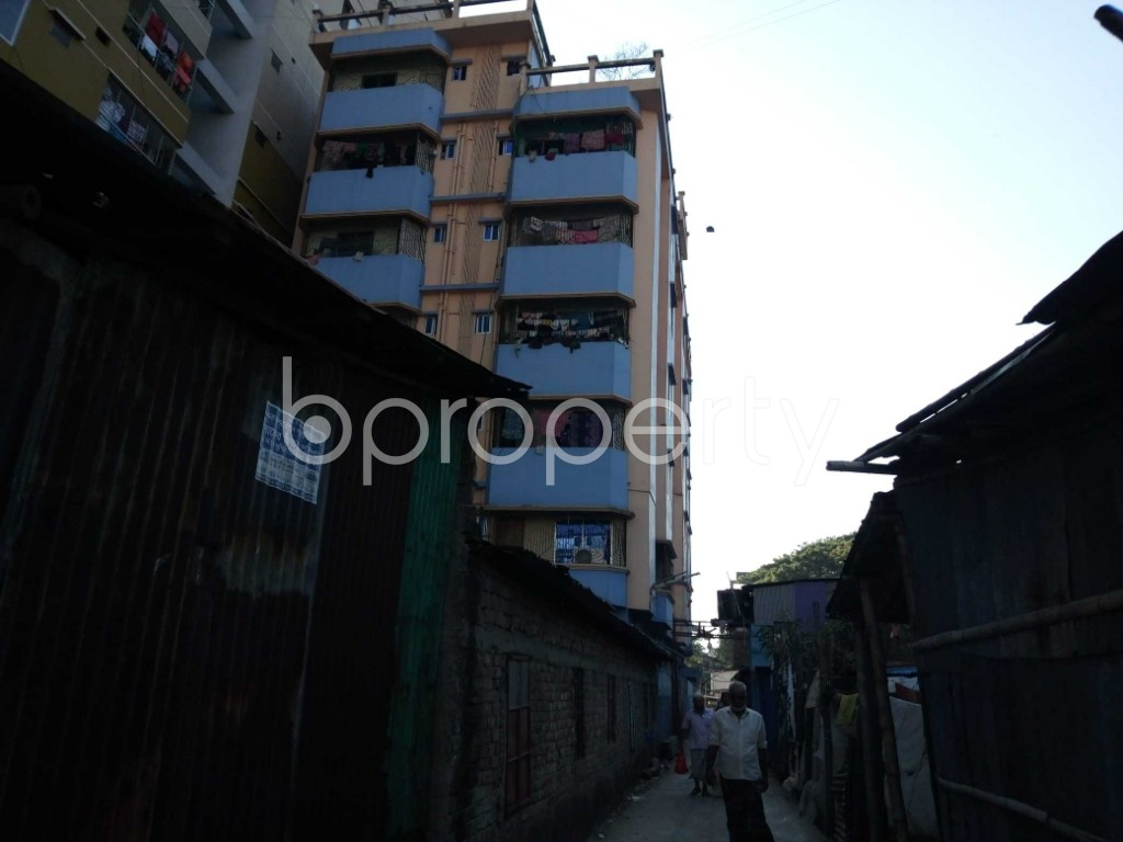 Outside view - 2 Bed Apartment to Rent in Halishahar, Chattogram - 1943164