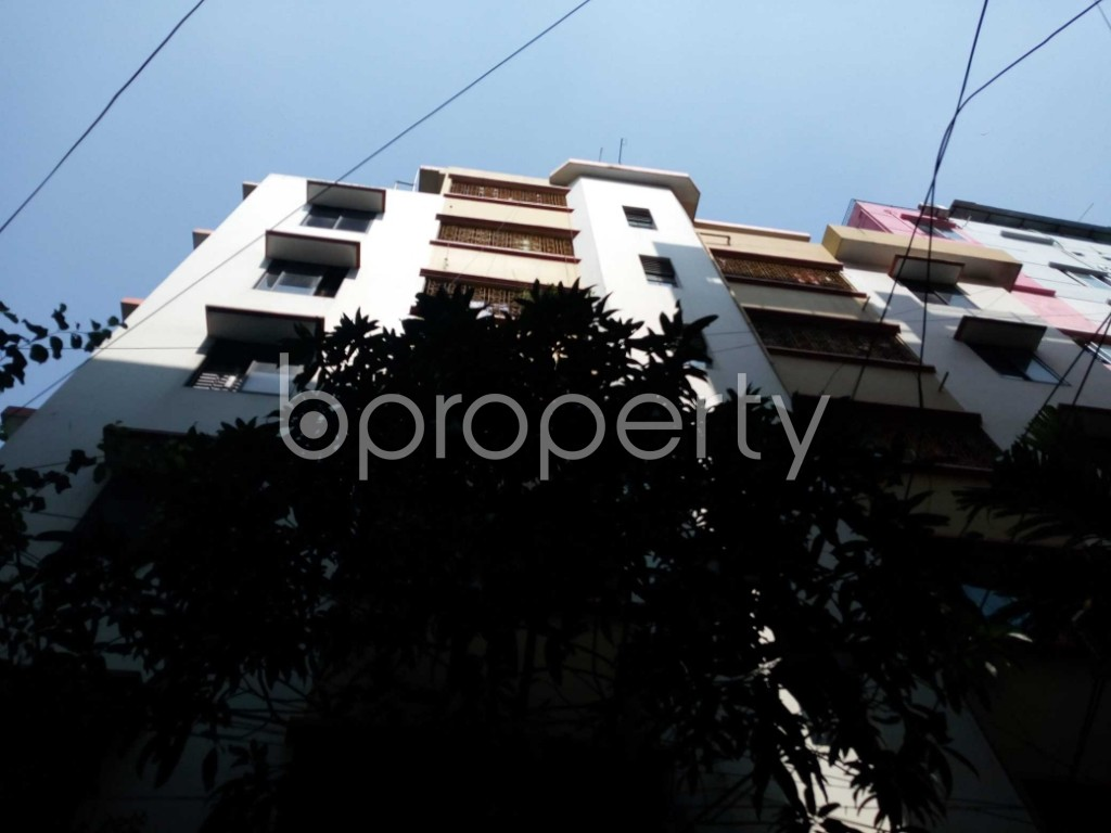 Front view - 2 Bed Apartment to Rent in Halishahar, Chattogram - 1943168