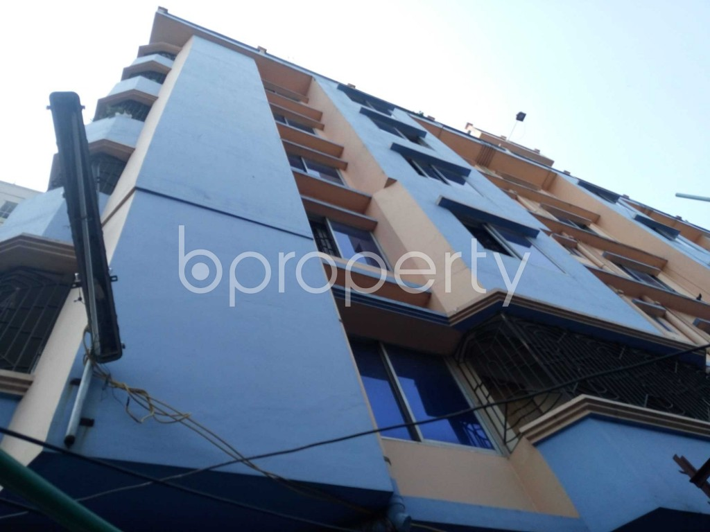 Outside view - 2 Bed Apartment to Rent in Halishahar, Chattogram - 1943173