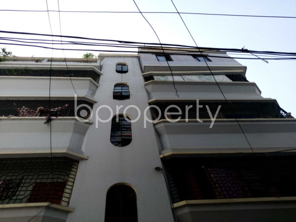 Front view - 2 Bed Apartment to Rent in Halishahar, Chattogram - 1943176