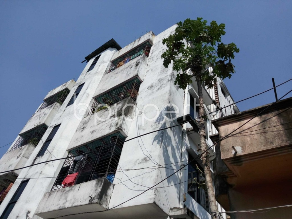 Front view - 2 Bed Apartment to Rent in Halishahar, Chattogram - 1943179