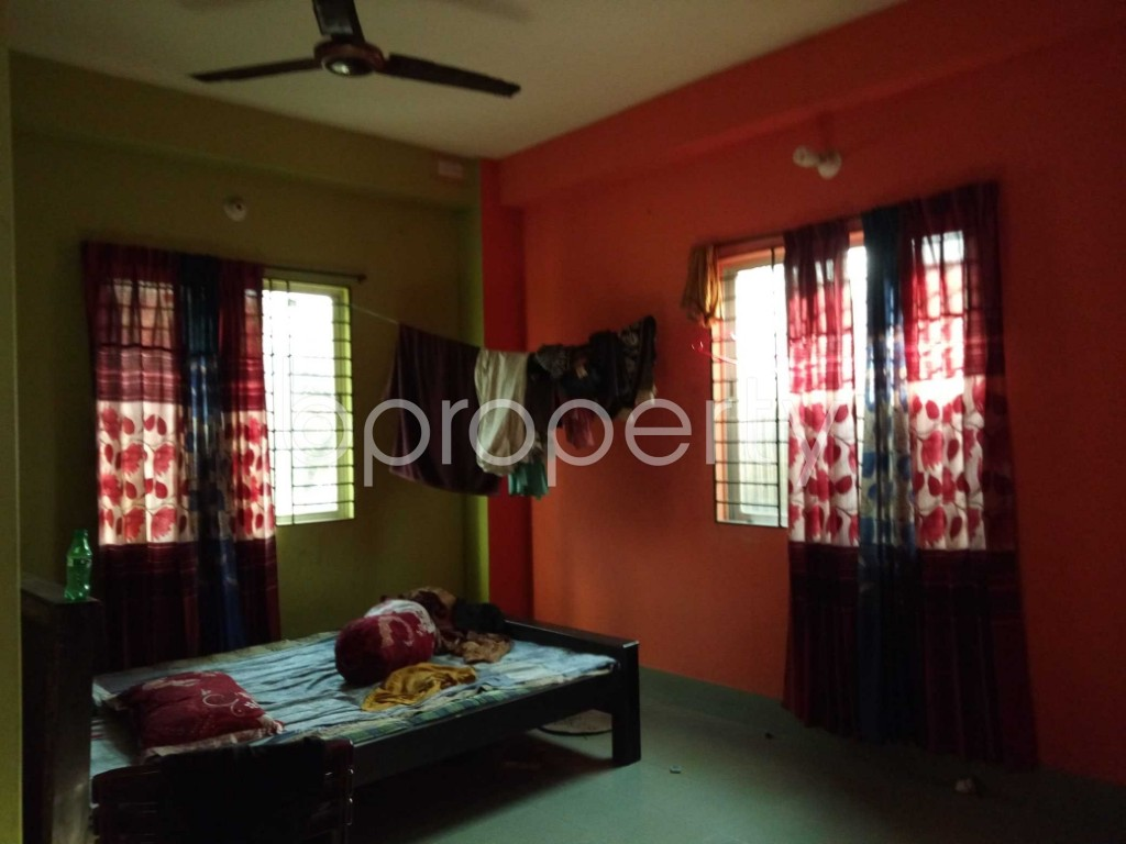 Bedroom - 2 Bed Apartment to Rent in Halishahar, Chattogram - 1943193
