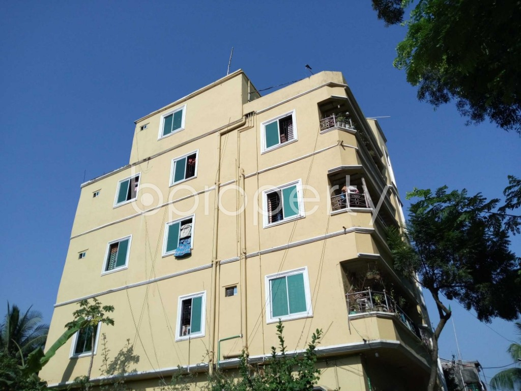 Front view - 2 Bed Apartment to Rent in Halishahar, Chattogram - 1943198