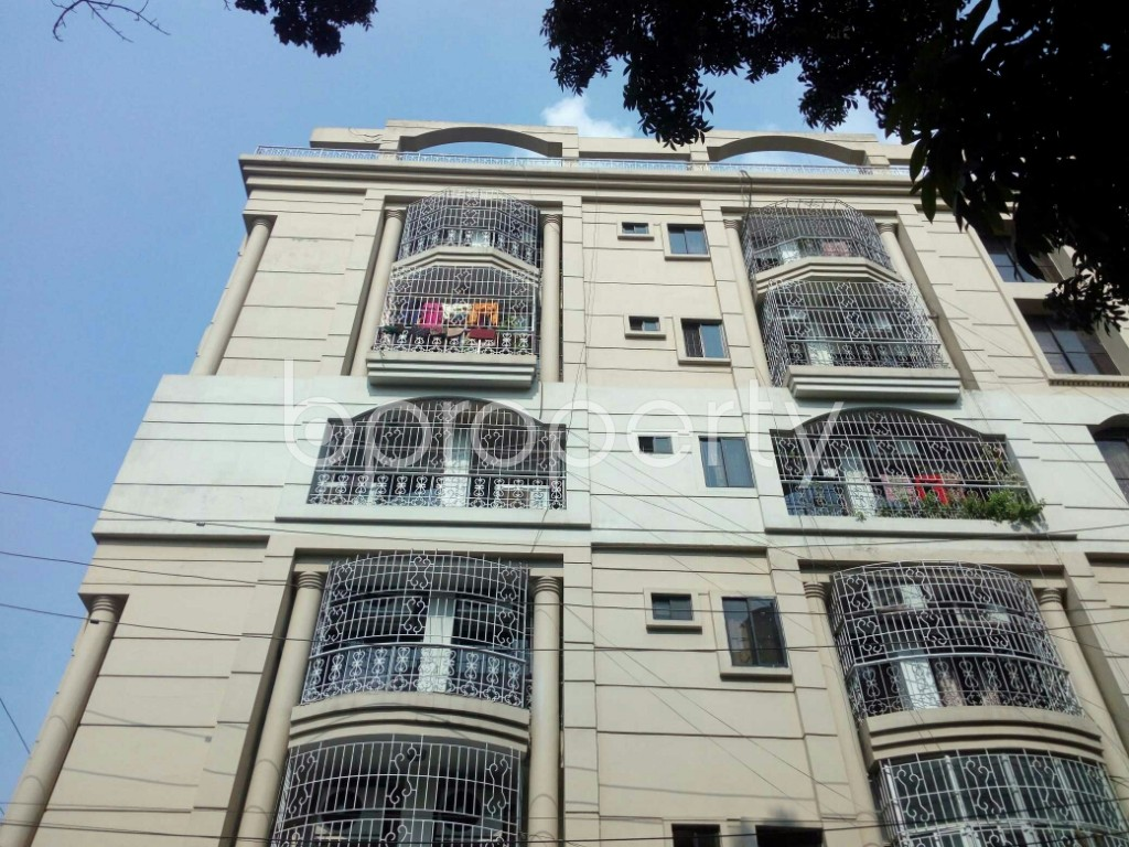 Front view - 3 Bed Apartment to Rent in Banani, Dhaka - 1943279